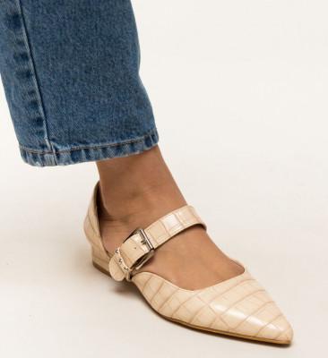 Обувки Jakub Бежови 2
