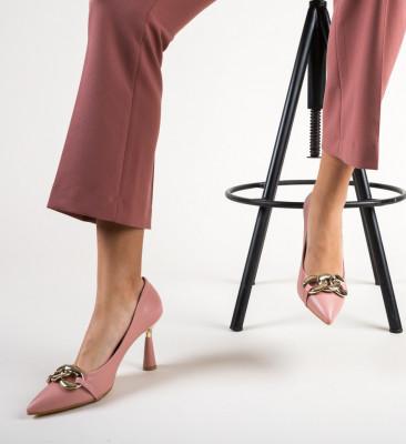 Обувки Link Розов