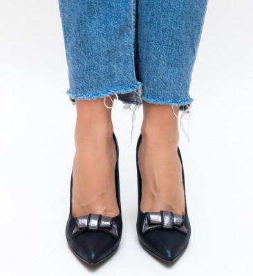 Обувки Manel Черни 3
