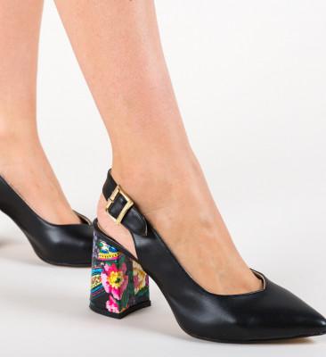 Обувки Palalama Черни