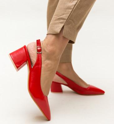 Обувки Roadster Червени