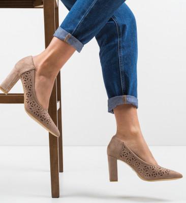 Обувки Roc Каки