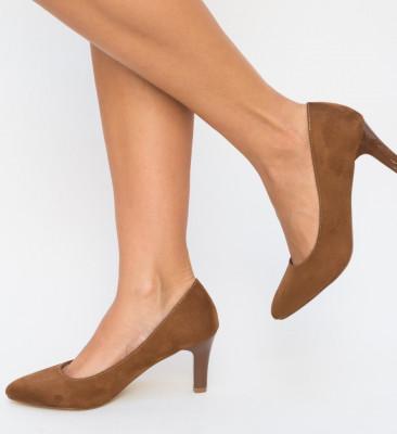 Обувки Sedora Камел