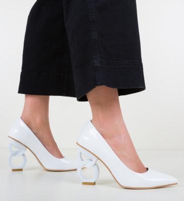 Обувки Simoni Бели