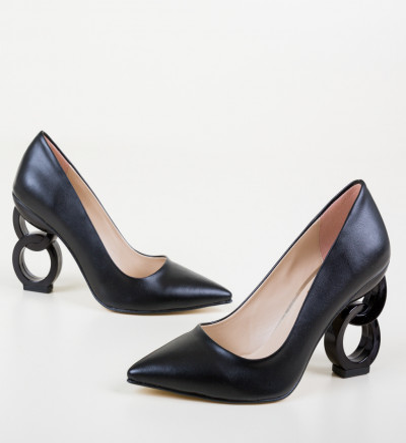 Обувки Simoni 3 Черни