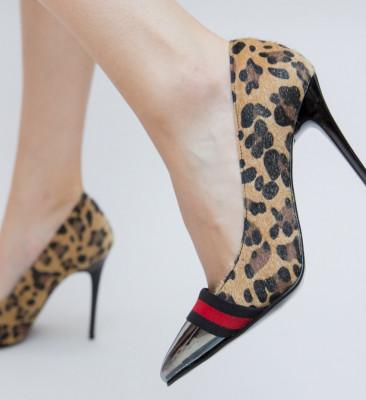 Обувки Sonna Сиви