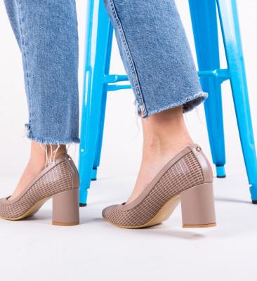 Обувки Spic 2 Бежов
