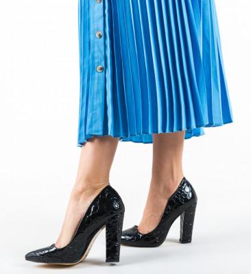 Обувки Sunshine Черни