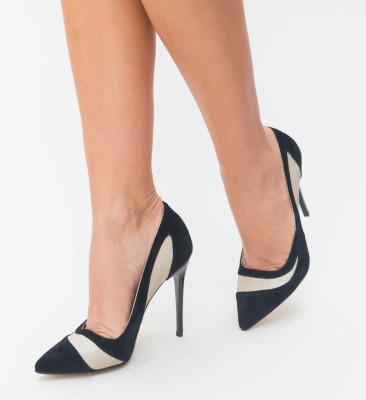 Обувки Tomis Златни