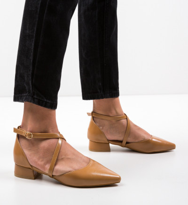 Обувки Yousif Камел