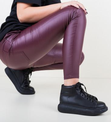 Спортни обувки Alemjo 2 Черни