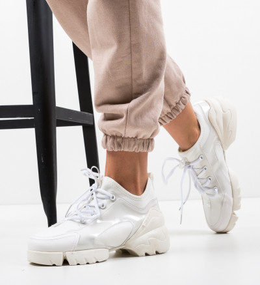 Спортни обувки Arfa Бели