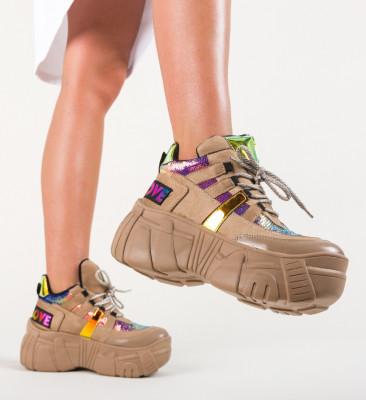 Спортни обувки Bojak Кафяв