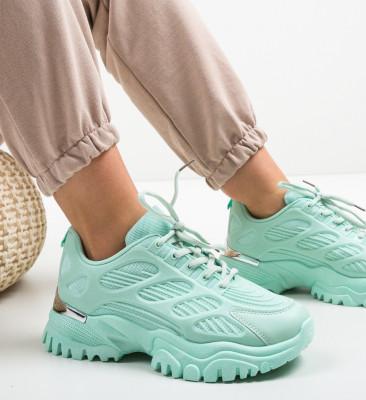 Спортни обувки Caiu Тюркоаз