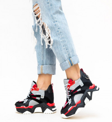 Спортни Обувки Havas Червени