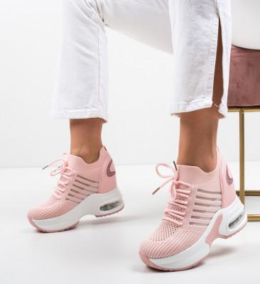Спортни обувки Jola Розов
