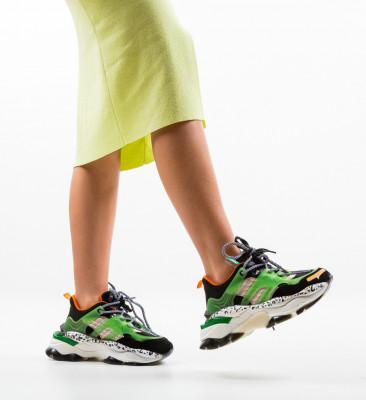 Спортни обувки Lajeko Черни