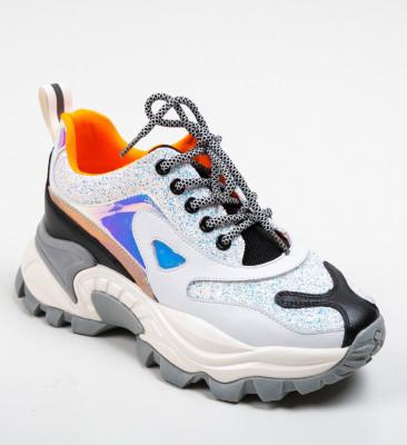 Спортни обувки Passo Бели