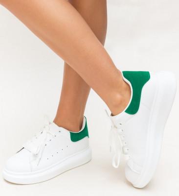 Спортни Обувки Queen Зелени
