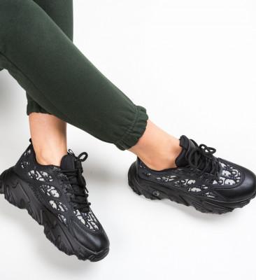 Спортни обувки Roid Черни