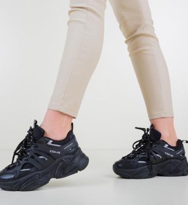 Спортни обувки Sanko Черни