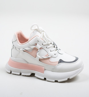 Спортни обувки Tyla Розов