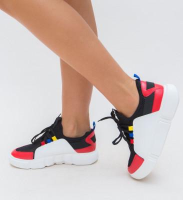 Спортни Обувки  Zamor Черни