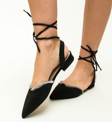 Балерини Hicks Черни