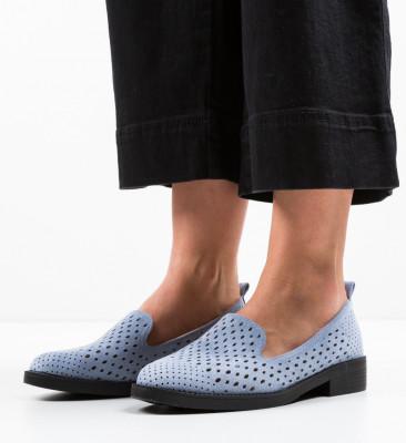 Ежедневни обувки Ancuty Сини