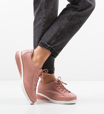 Ежедневни обувки Arv Розов