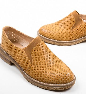 Ежедневни обувки Bonill Камел