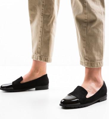 Ежедневни обувки Combe Черни