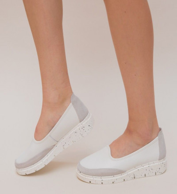 Ежедневни Обувки Dole Бели