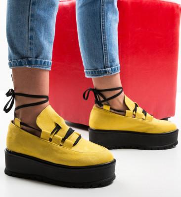 Ежедневни обувки Dreaam Жълти