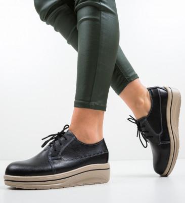 Ежедневни обувки Lionata Черни