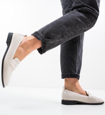 Ежедневни обувки Lorem Бежов