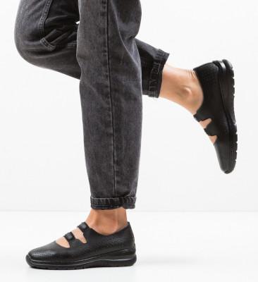 Ежедневни обувки Lott Черни