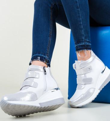 Ежедневни обувки Norris Бели