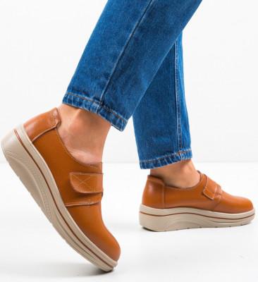 Ежедневни обувки Onionte Камел