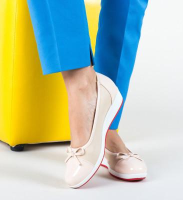 Ежедневни обувки Piano Бежов
