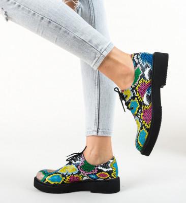 Ежедневни обувки Poly Черни