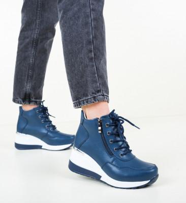 Ежедневни обувки Vance Тъмносин