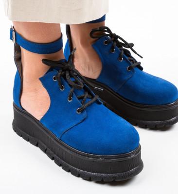 Ежедневни обувки Vespas Сини