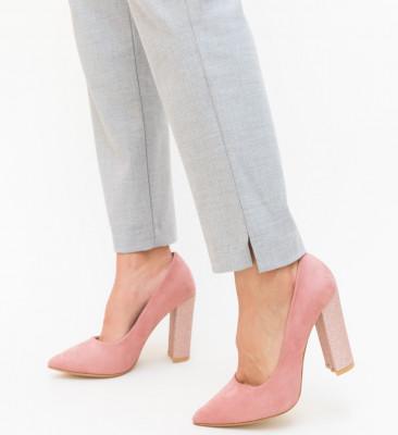 Обувки Adry Розови