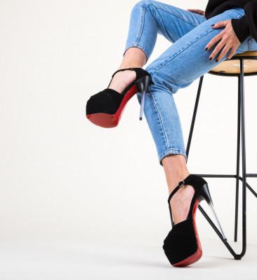Обувки Buto 3 Черни