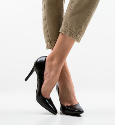 Обувки Dean Черни
