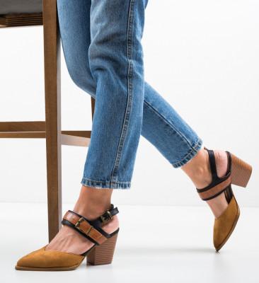Обувки Doro Камел