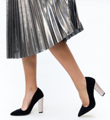 Обувки Eldan Черни