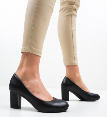 Обувки Foxy Черни