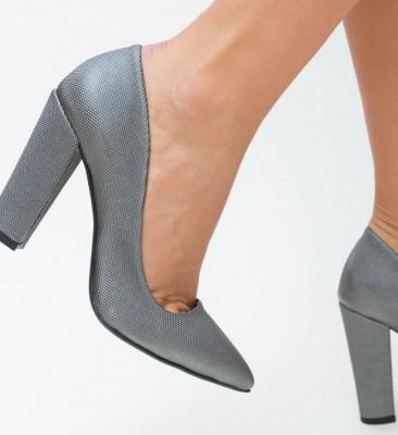 Обувки Genda Сиви